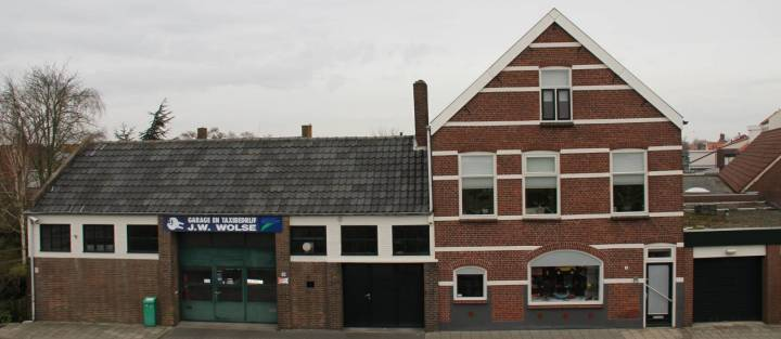Garage Wolse - Sint Philipsland